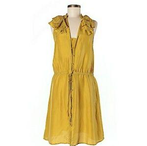 Ann Taylor 100% silk casual dress